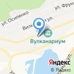 Камчатский центр социальной помощи семье и детям на карте Петропавловска-Камчатского