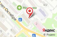 Схема проезда до компании Единомышленник в Петропавловске-Камчатском