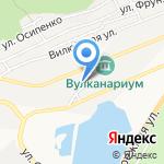 КамчатГипрорыбпром на карте Петропавловска-Камчатского