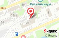 Схема проезда до компании Океанрыбфлот-Медиа в Петропавловске-Камчатском