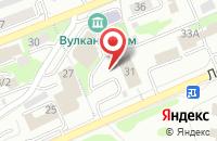 Схема проезда до компании Федерация Дзюдо Камчатского Края в Петропавловске-Камчатском
