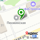Местоположение компании Белая линия