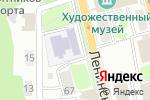 Схема проезда до компании Избирательный участок №17 в Петропавловске-Камчатском