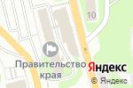 Схема проезда до компании Заместитель председателя правительства Камчатского края в Петропавловске-Камчатском