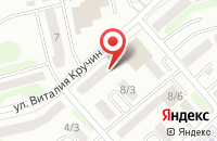 Схема проезда до компании Дюрер в Петропавловске-Камчатском