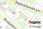 Схема проезда до компании ТехноБум в Петропавловске-Камчатском