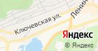 Государственная экспертиза проектной документации Камчатского края на карте
