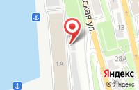Схема проезда до компании Край Земли-Сервис в Петропавловске-Камчатском