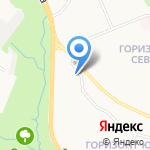 Камчатский территориальный центр медицины катастроф на карте Петропавловска-Камчатского
