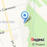 Beauty hairs на карте Петропавловска-Камчатского