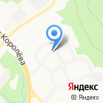 Лилу на карте Петропавловска-Камчатского