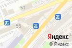Схема проезда до компании Банкомат, Банк Хоум Кредит Хоум Кредит энд Финанс Банк в Петропавловске-Камчатском