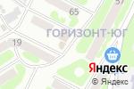 Схема проезда до компании Регионспецсвязь в Петропавловске-Камчатском
