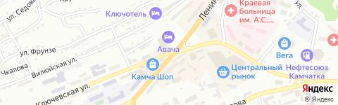 683020, г.Петропавловск-Камчатский, ул. Дальняя, 1а