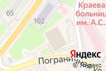 Схема проезда до компании Дентс Мед в Петропавловске-Камчатском