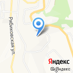 АВТОРЕВЮ на карте Петропавловска-Камчатского