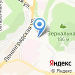 Камчатскгражданпроект на карте Петропавловска-Камчатского
