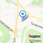 Боларс-центр на карте Петропавловска-Камчатского