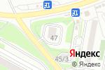 Схема проезда до компании IT-компания в Петропавловске-Камчатском