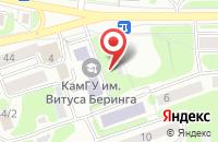 Схема проезда до компании Всероссийское Педагогическое Собрание в Петропавловске-Камчатском
