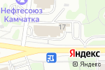 Схема проезда до компании Мои документы в Петропавловске-Камчатском