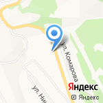 Расчетно-кассовый центр на карте Петропавловска-Камчатского