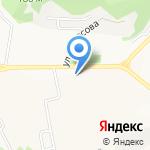 Камчаттисиз на карте Петропавловска-Камчатского