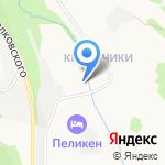 Камре на карте Петропавловска-Камчатского