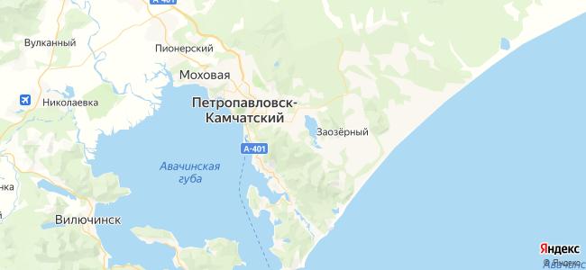 8 автобус в Вилючинске