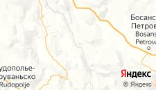 Гостиницы города Кулен Вакуф на карте