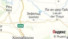 Отели города Зефельд-Кадольц на карте