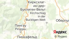 Отели города Крумбах-Маркт на карте