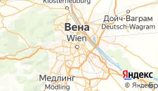 Отели города Вена на карте