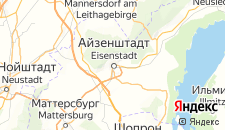 Отели города Айзенштадт на карте