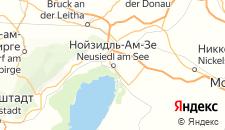 Отели города Нойзидль-ам-Зе на карте