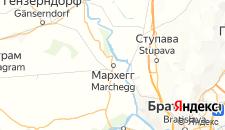 Отели города Мархег на карте