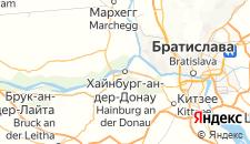 Отели города Хайнбург-ан-дер-Донау на карте