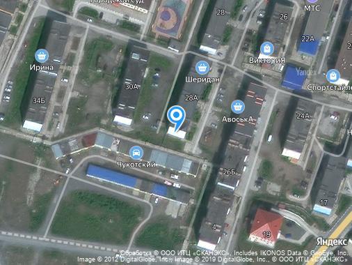 Продам 3-комнатную квартиру, 72.2 м², Анадырь, улица Отке, 28А