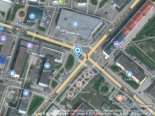 Продам склад, 300 м², Анадырь