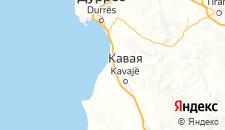 Отели города Керрет на карте