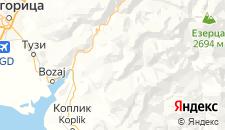 Отели города Разем на карте