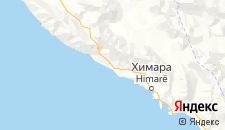 Отели города Дхерми на карте
