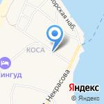 Продуктовый магазин на карте Балтийска
