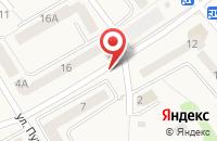 Схема проезда до компании Балтийская пресса в Балтийске