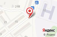 Схема проезда до компании ФЛОРИДИУМ.РУ в Балтийске