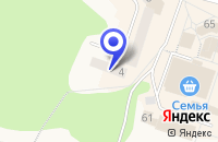 Схема проезда до компании ФГУ БАЛТИЙСКИЙ ЛЕСХОЗ в Балтийске
