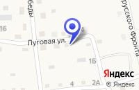 Схема проезда до компании ТОПЛИВНЫЙ СКЛАД в Багратионовске