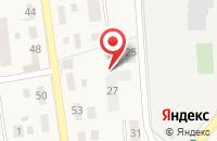 Схема проезда до компании РегионЖилСтрой в Янтарном