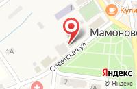 Схема проезда до компании ОВД Г. МАМОНОВО в Советске