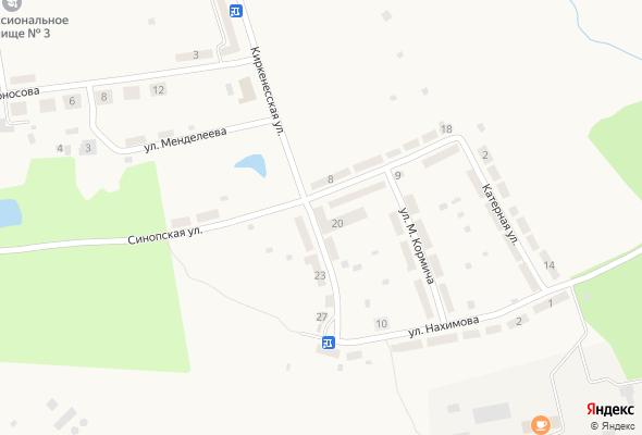 жилой комплекс Дом по ул. Киркенесская